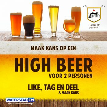 Win een High Beer